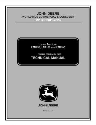 Massey Ferguson Mf 8200 Series Tractor Service Manual