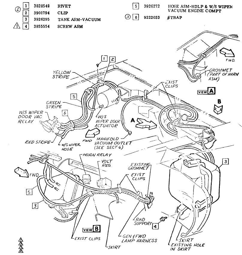 1969 Camaro Neutral Safety Switch Wiring Diagram. Diagram