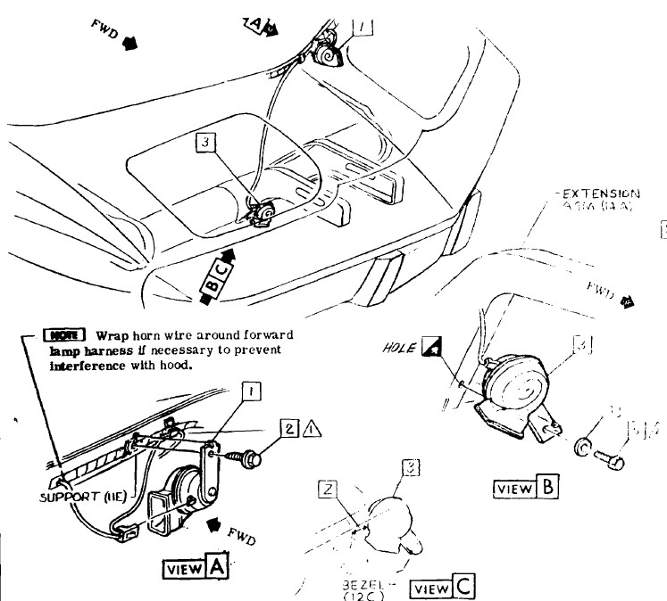 C3 Corvette Wiper Motor Wiring. Corvette. Wiring Diagram
