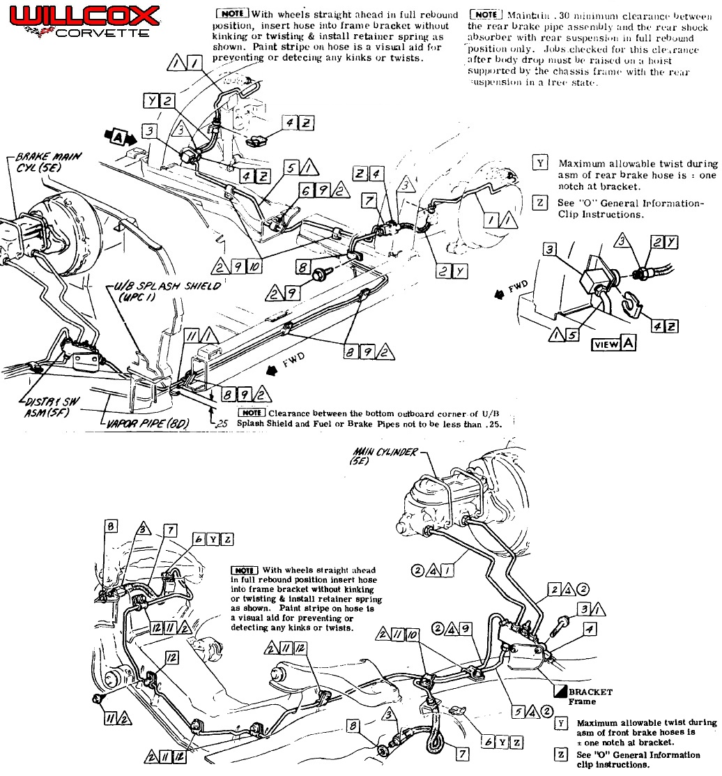 1979 Corvette Tracer Wiring Diagram Schematic 2008