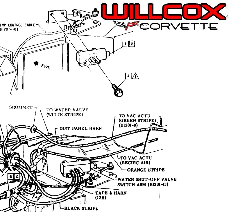 Chevrolet Heater Control Valve Location Ford F 250 Heater