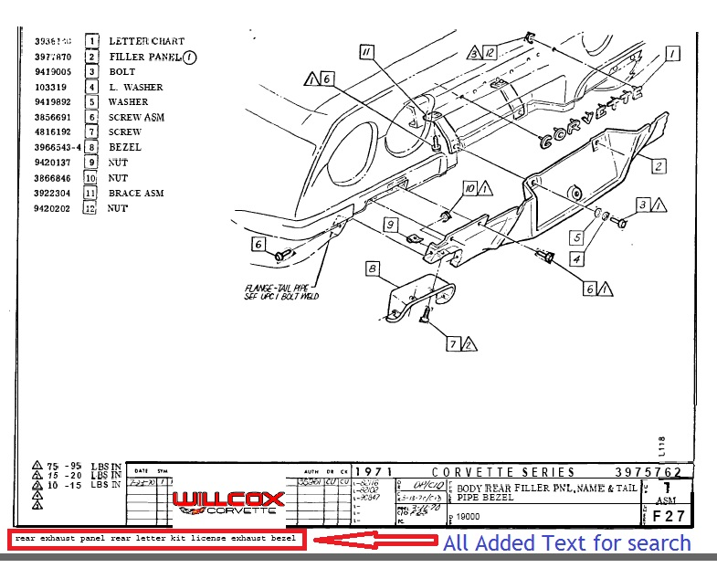 1982 Ford F 150 Fuse Box Diagram. Ford. Auto Fuse Box Diagram