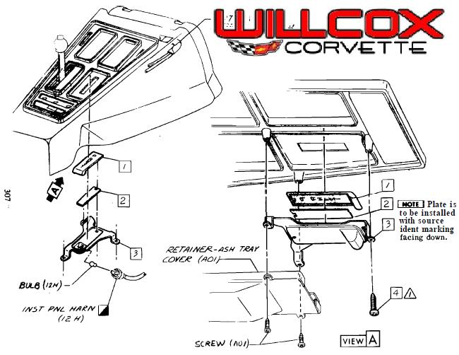 1977 Corvette Windshield Wiper Wiring Diagram