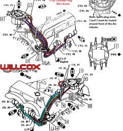 chevy 350 spark plug wire routing diagram small block spark plug wire routing diagram 1999 vw [ 892 x 996 Pixel ]