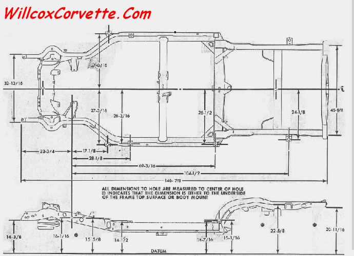 1984 Corvette Frame Diagram. Corvette. Wiring Diagrams