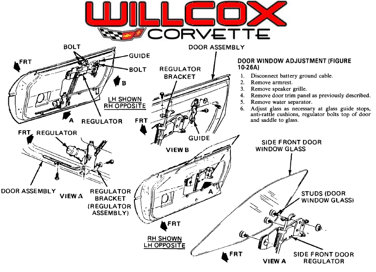 1968 Corvette Wiring Diagram Free 1968 Corvette Parts
