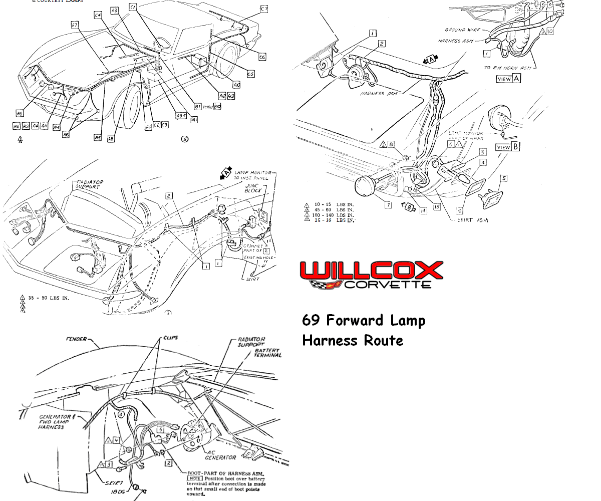 93 C4 Corvette Wiring Diagram, 93, Get Free Image About