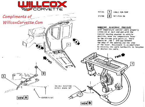 small resolution of 1978 corvette ac wiring diagram
