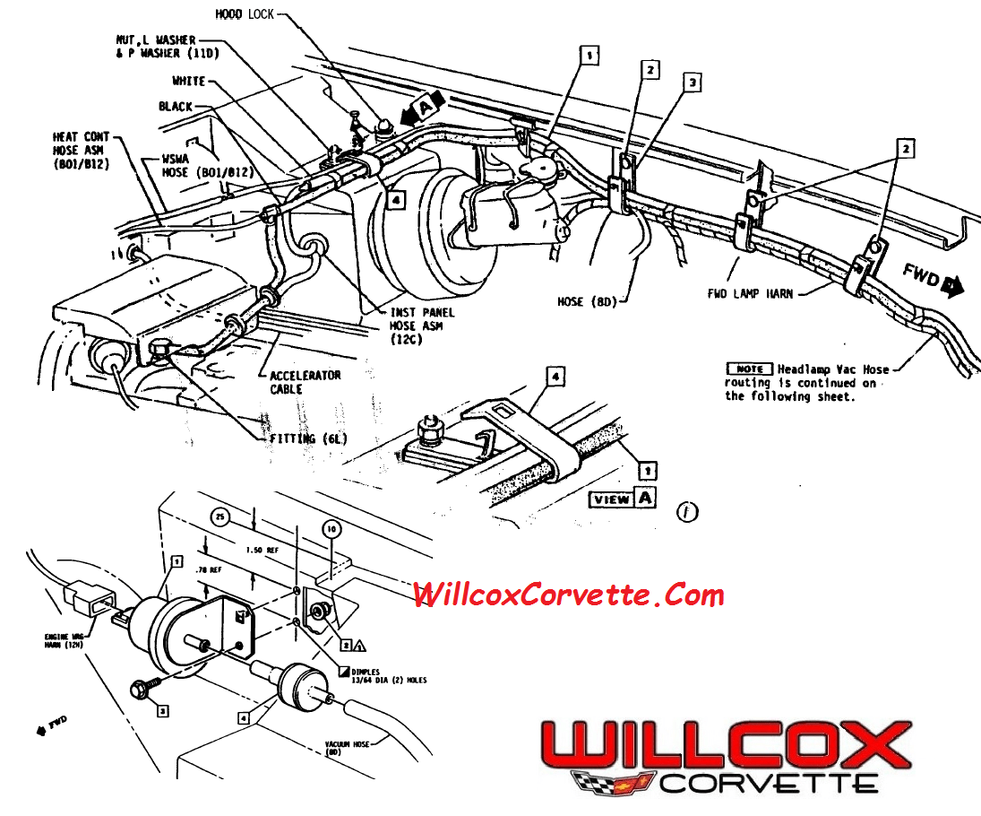 Chevy Corvette Wiring Diagram Automotive