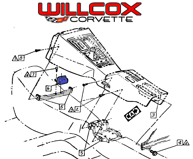 1974 Corvette Wiper Motor Wiring Diagram