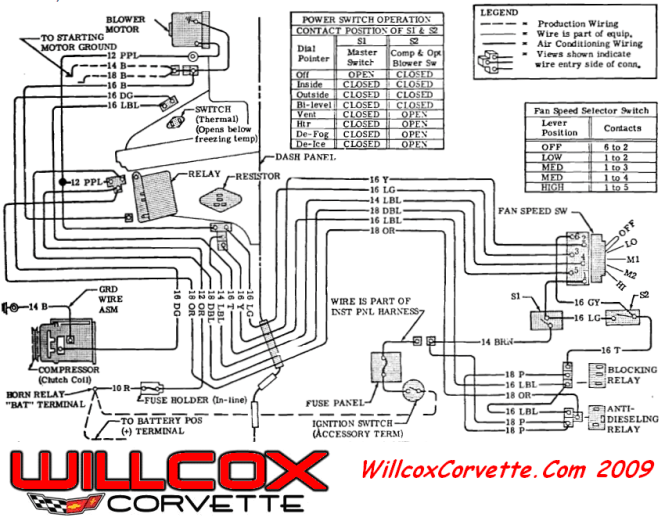 chevelle wiring schematic wiring diagram wiring diagrams 59 60 64 88 el ino central forum chevrolet