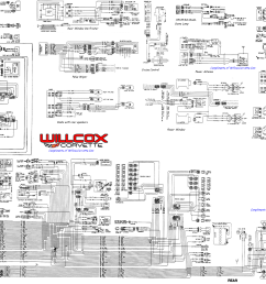 1978 corvette tracer schematic willcox corvette inc rh repairs willcoxcorvette com 2002 mitsubishi montero sport engine [ 2722 x 1702 Pixel ]