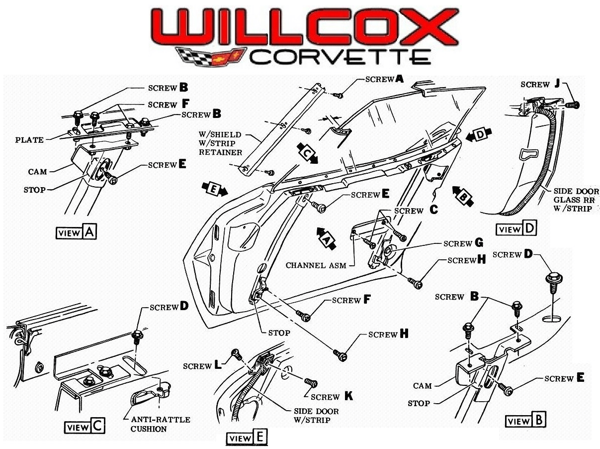 1981 Corvette Rear Control Arm Diagram, 1981, Free Engine