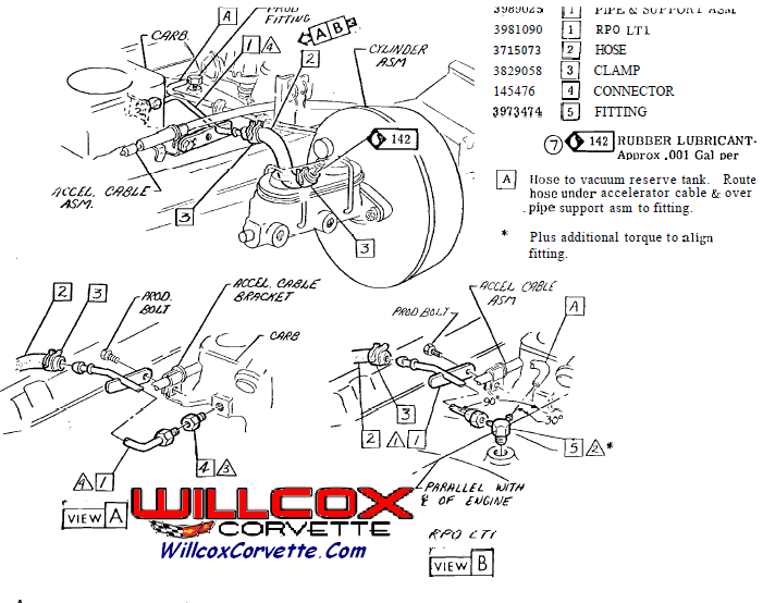 78 Corvette Vacuum Diagram, 78, Get Free Image About