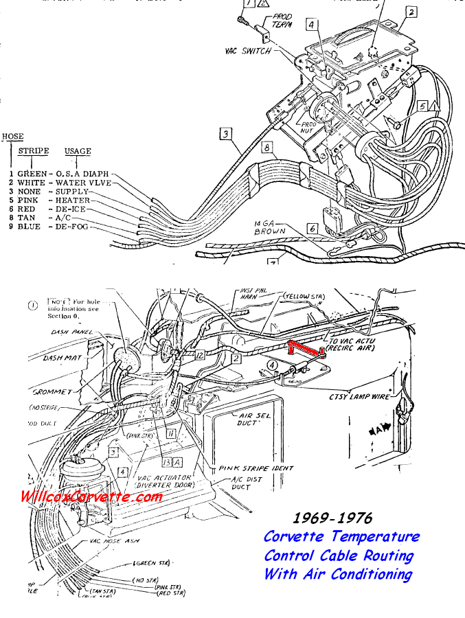 1965 Corvette Wiring Diagram, 1965, Get Free Image About