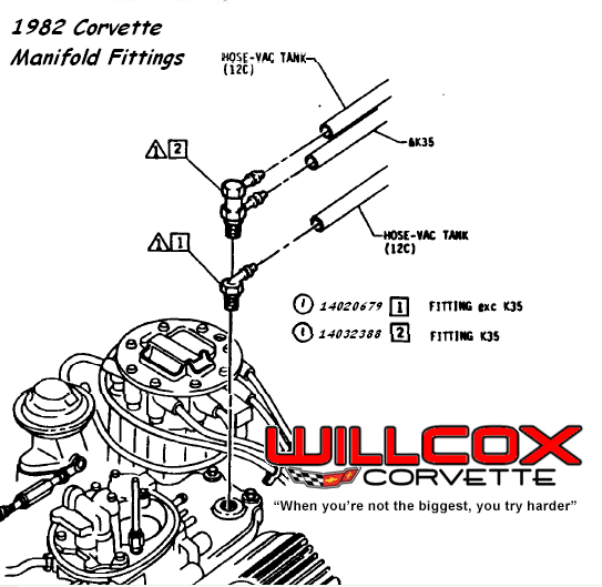 C3 Corvette Headlight Vacuum Diagram Also Corvette Wiring Diagram
