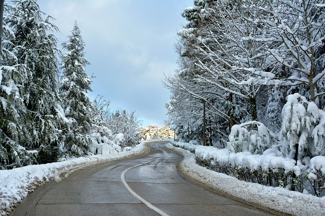 conducir seguros con nieve