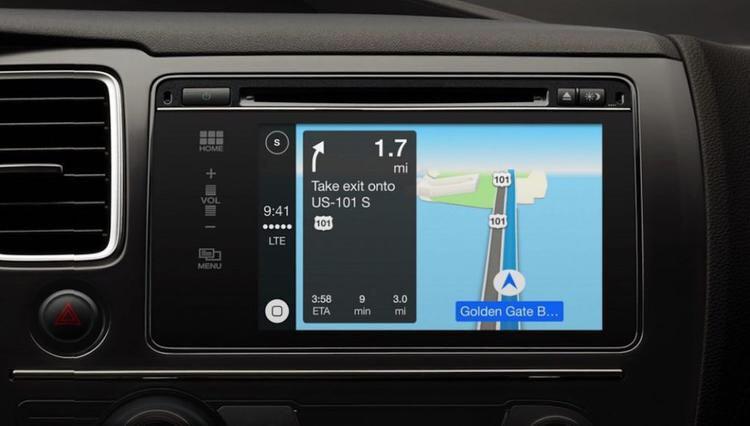 Usar Waze con Carplay