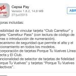 Actualización Cepsa Pay
