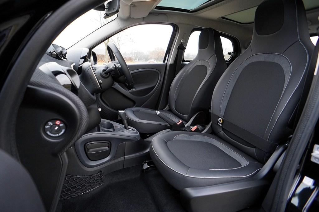 interior coche vender