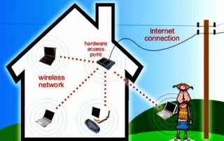 Cómo saber si te roban la conexión de internet