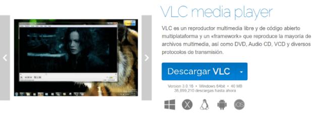 Reproducir Blu-Ray en Windows 10