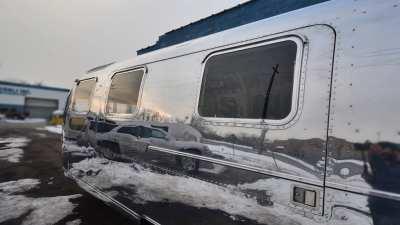 Custom Airstream Window