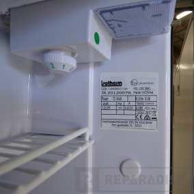 Cruise 130 Temperature control