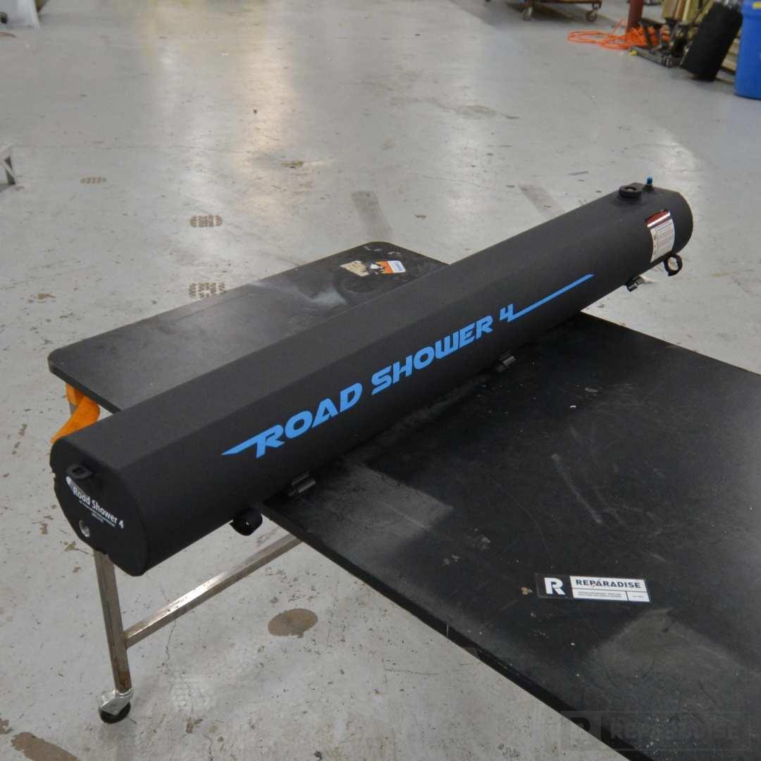 SUV Solar Shower