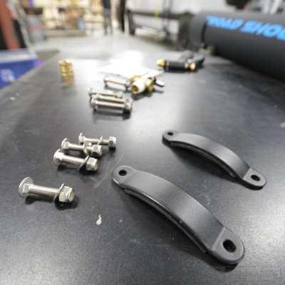 RoadShower hardware