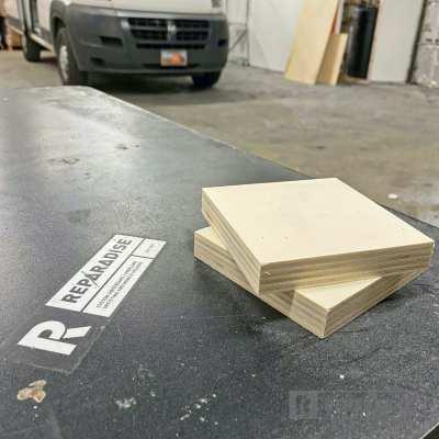 NAPC Lite Plywood 3/4 inch