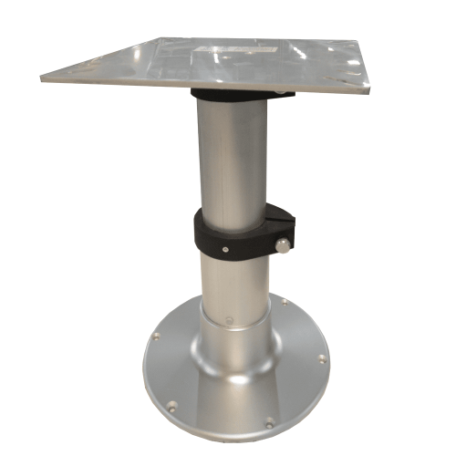 Adjustable table base