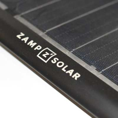 Zamp obsidian Solar Panel