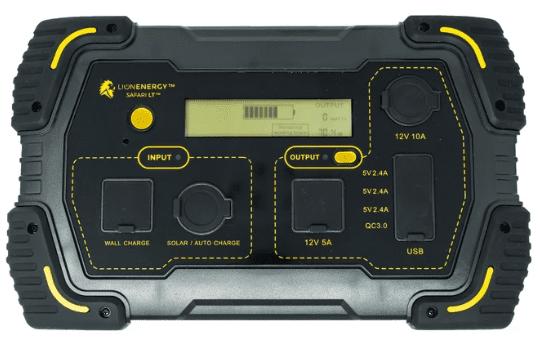 Lion Energy Portable Power Unit
