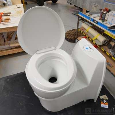 Best toilet for Camper van Conversions