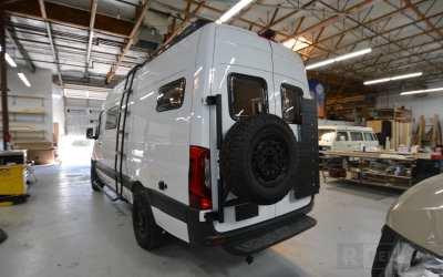 2021 Sprinter Camper Van VS30 4×4
