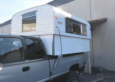 '60s Alaskan Camper 10ft NCO
