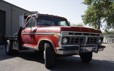 1976 Ford F350