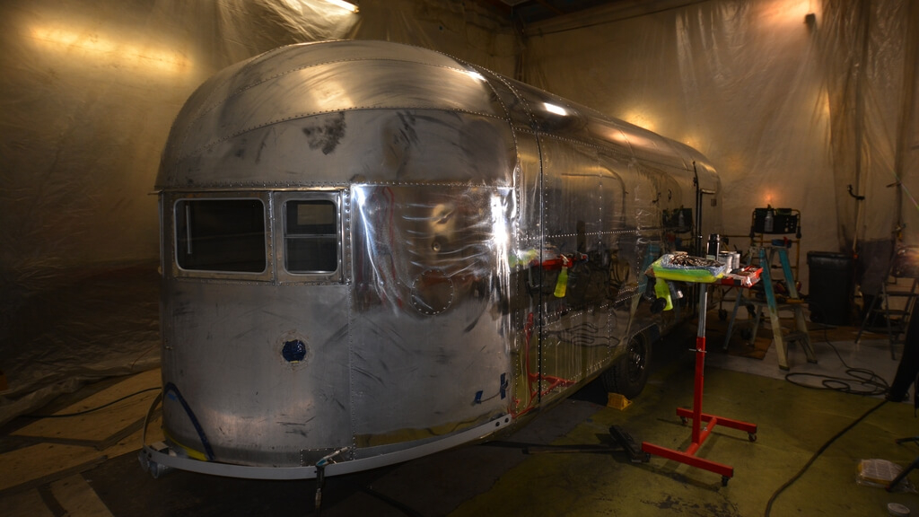 Airstream Polish