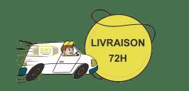 Livraison 72 H