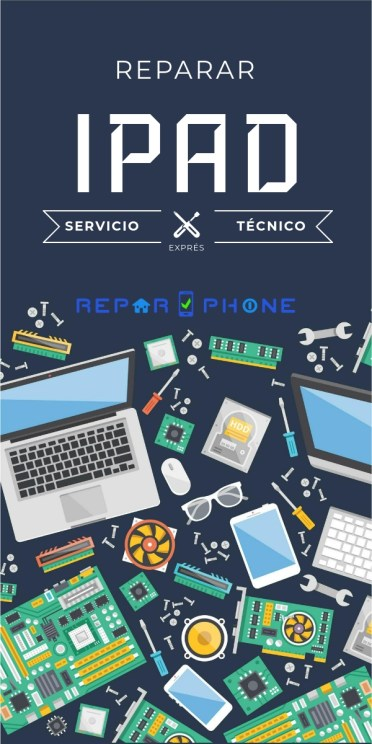 REPARAR IPAD EN MADRID