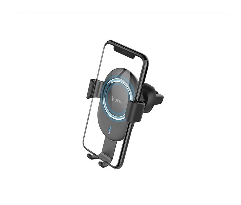 soporte de móvil para coche inalámbrico
