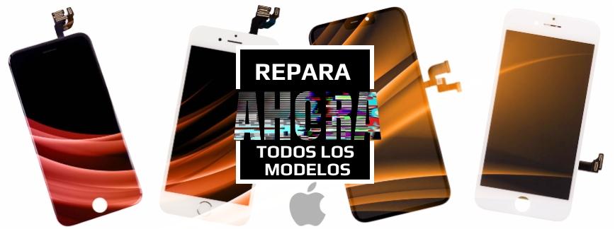 reparacion iphone madrid