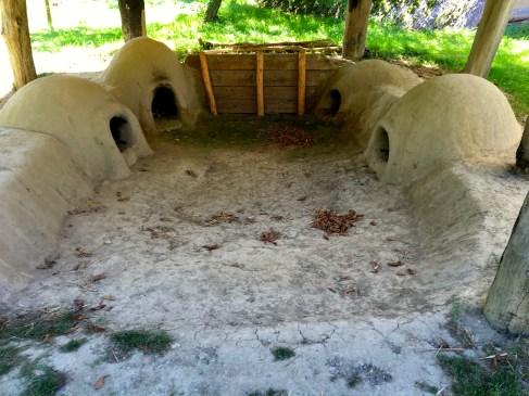 Prehistoric kitchen