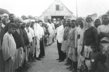 The NR EYE: Remembering the indentured non resident Indian Repeating Islands