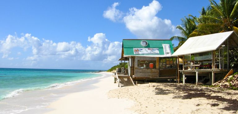 Inside The Beach Bar Voted The Best In The World