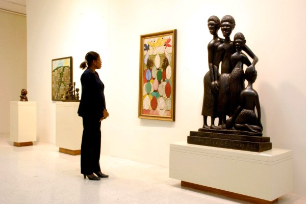 National Of Jamaica Collecting Preserving Exhibiting 40 Years History Repeating