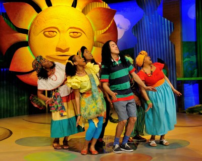 Reggae Children's Musical THREE LITTLE BIRDS to Open San ...