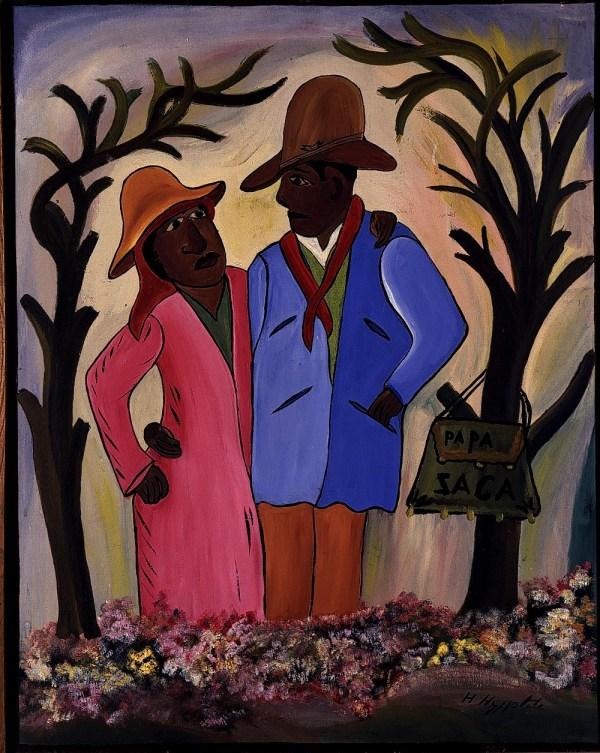 Haitian Art Society Annual Meeting Repeating Islands