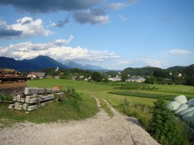 Pogled proti Bledu